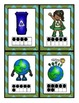 Earth Day Math Scavenger Hunt: Numerals, Ten Frames Counting Cardinality