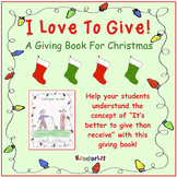 A Giving Book for Christmas