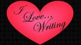 I Love... Writing
