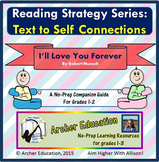 I Love You Forever (Robert Munsch) Text to Self Connections