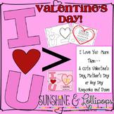 Valentine's Day Activities: A Valentine's Day Keepsake