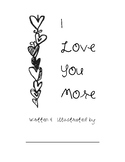 I Love You More Writing Pack