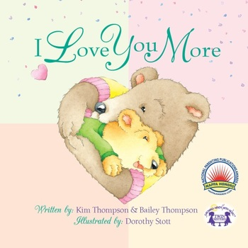 I Love You More eBook & Audio Track