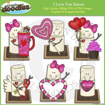 I Love You Smore