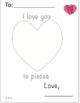 I Love You To Pieces Cards