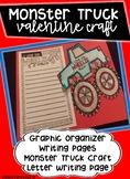 I Love You WHEELIE Much! A Valentine Writing Activity & Craft