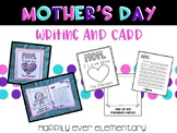 I Love You to Pieces - Mother's Day Card and Writing