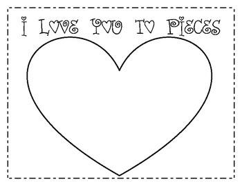 Valentine's Day Printable- FREE