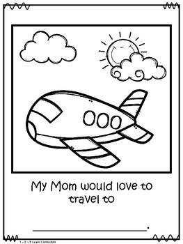 I Love You to the Moon and Back Mother's Day Book