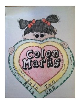 Colon Marks Interactive Anchor Chart