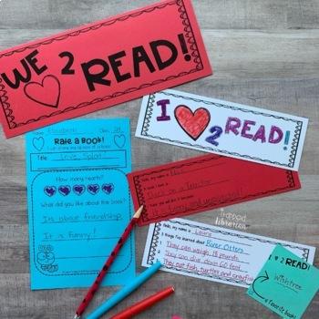 I Love to Read Activities & Bulletin Board Kit