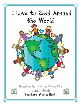 I Love to Read Around the World