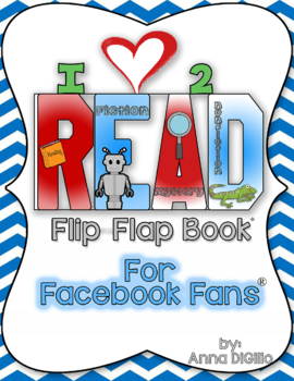 I Love to Read Flip Flap Book™