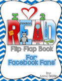 I Love to Read Flip Flap Book®