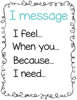 I Message Poster