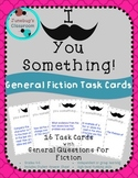 I Mustache (Must Ask) You Something: General Fiction Compr
