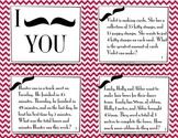 I Mustache You Problem Solving Task Cards