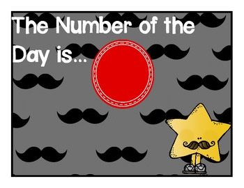 "I ""Mustache"" You a Question Number of the Day Questions"