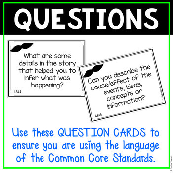Common Core Reading Standards Literary & Informational Text for 4th Grade