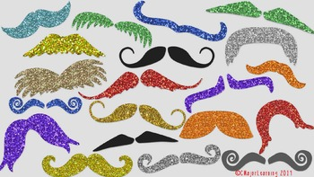 I Mustache You to Read These Rhythms - Koosh Ball game {with a surprise} - rest