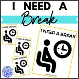 I Need A Break- A Visual Support for Students with Autism