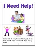 I Need Help Social Story