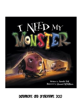 I Need My Monster Packet