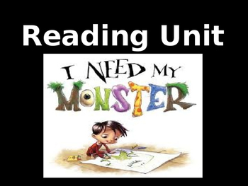 I Need My Monster Unit Companion