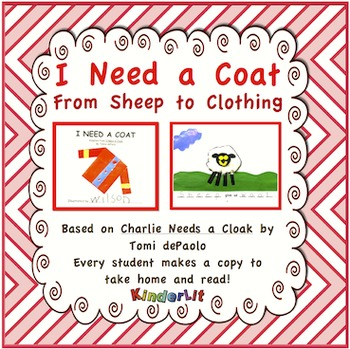 I Need a Coat From Sheep to Clothing