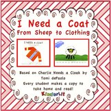 Winter Clothing - From Sheep to Coat