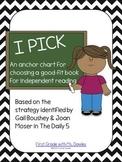 I-PICK Anchor Chart