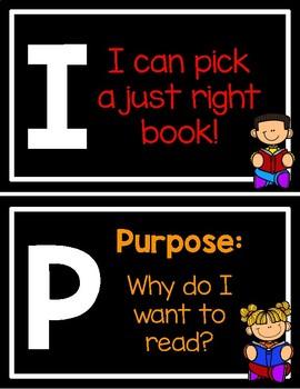 I PICK Good Fit Books {Freebie}