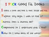 I PICK Good Fit Books: Poster