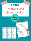 I-PICK Posters and Bookmarks