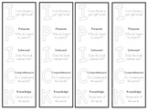 I PICK Student Bookmarks