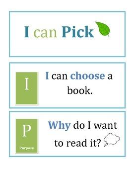 I Pick! Chart