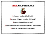 I Pick Good Fit Books