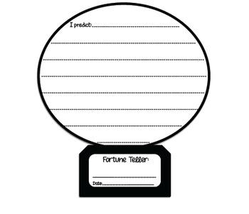I Predict... A Back to School Theme Bulletin Board