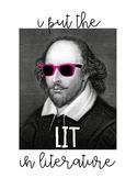I Put the LIT in Literature