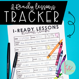 I-Ready Lessons Student Tracker