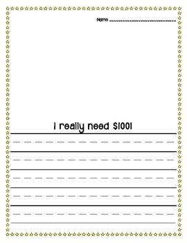 I Really Need $100!
