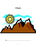 I Rock Astronmoy, Geology, Ecology , Outdoor Education Workbook