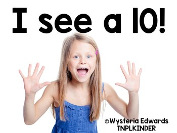 I SEE A TEN!