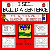 I SEE... BUILD A SENTENCE