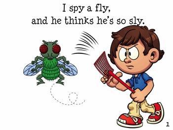 I SPY A FLY