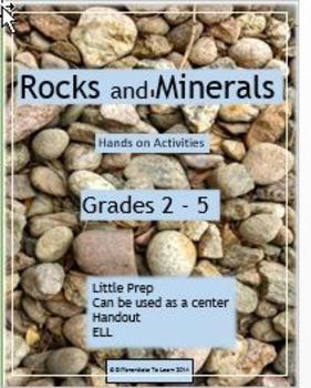 Rocks Rock and Mineral Fun!