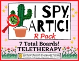 I SPY, ARTIC! - remastered - TELETHERAPY - R PACK - NO PRE