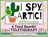 I SPY, ARTIC! - remastered - TELETHERAPY - AFFRICATE PACK