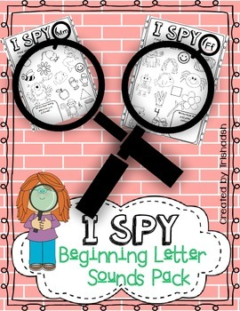 I SPY: Beginning Letter Sounds
