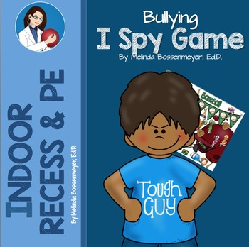 I SPY Bullying Prevention Activities